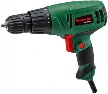 дрель шуруповерт hammer flex drl400a отзывы
