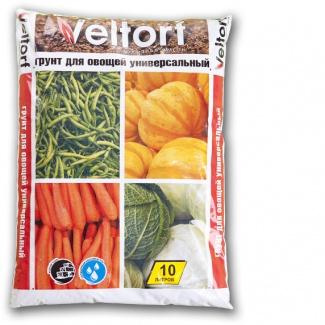 Грунт для овощей универсальный VELTORF, 10 л